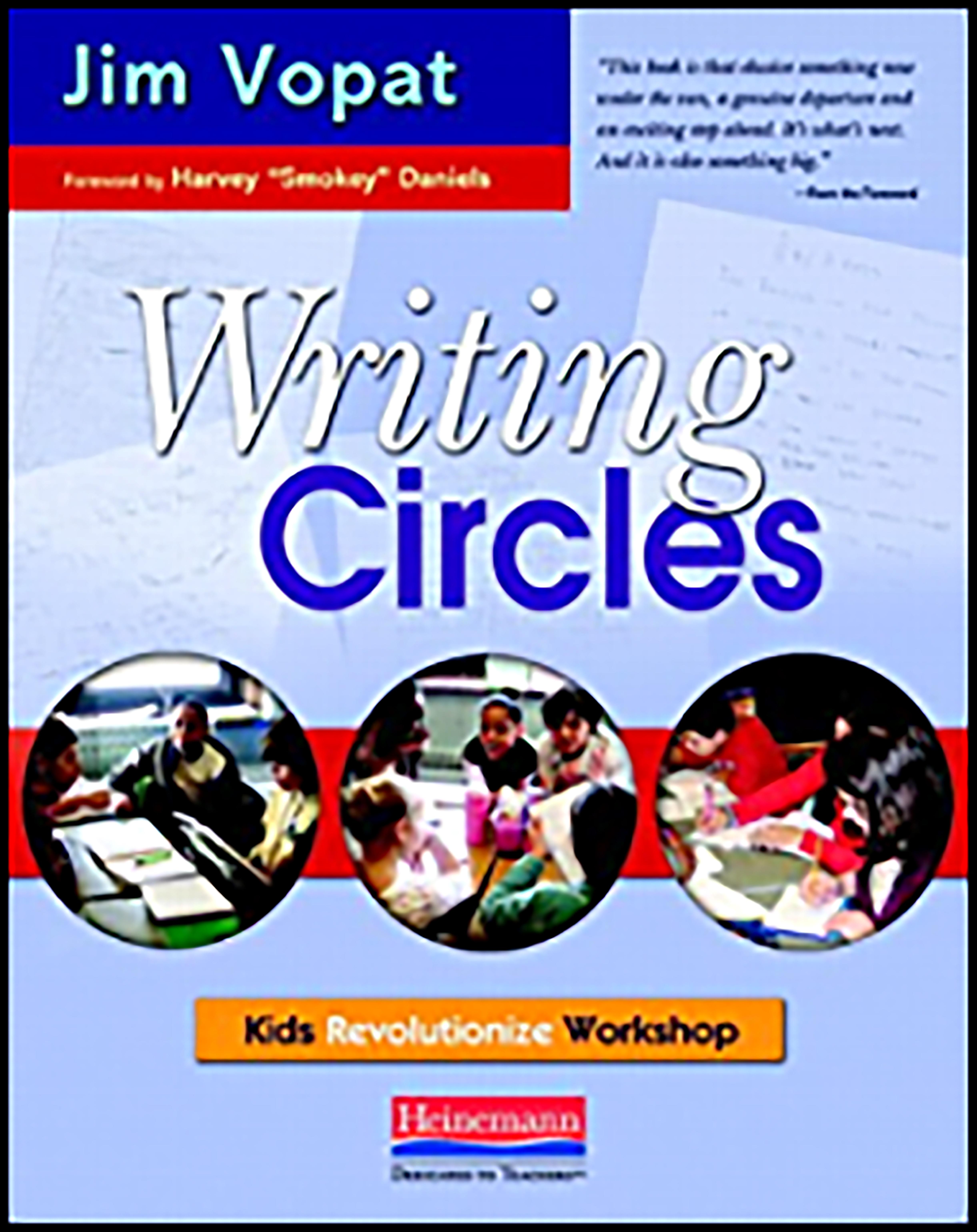 Writing Circles, by James Vopat