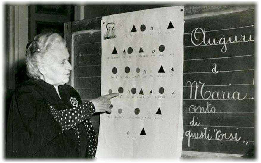 Montessori Method - Grumble Services elementary Montessori materials & learning resources Follow the Child Dr. Montessori