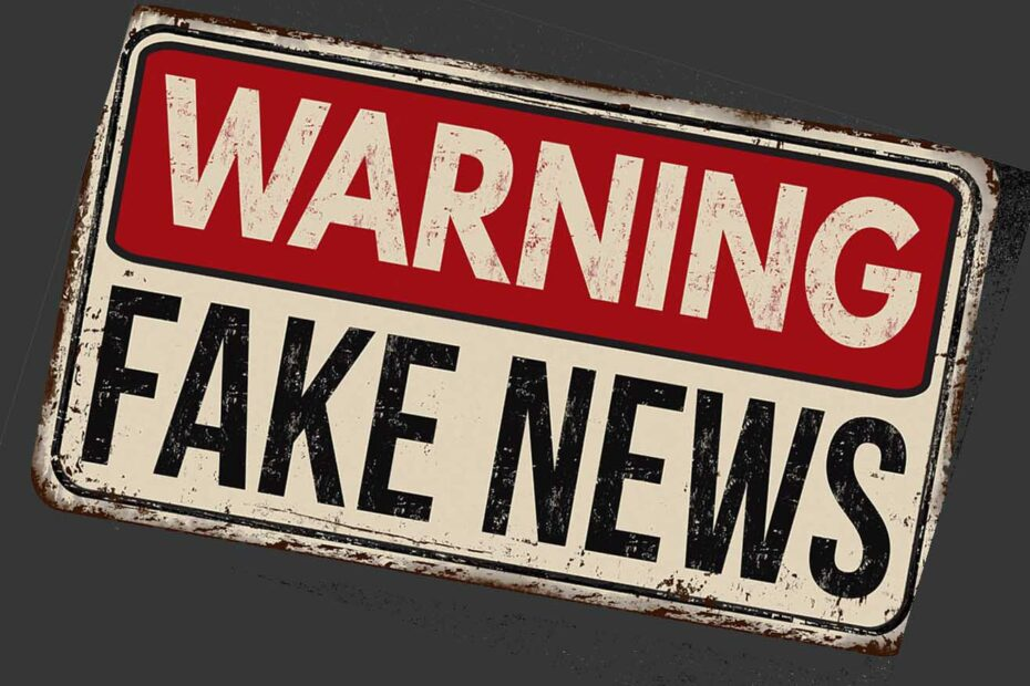 Montessori Blog - Fake News - Grumble Services Learning Resources Blog Post